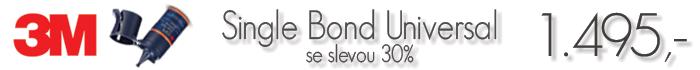 Bond, Single Bond Universal, optibond, adper, self etch