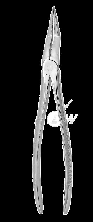 Kleště na horní kořeny Fig.151