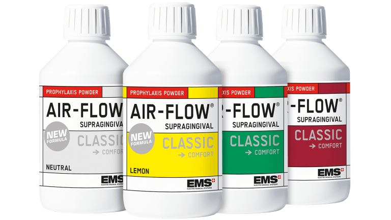 AIR-FLOW prášek CLASSIC Comfort