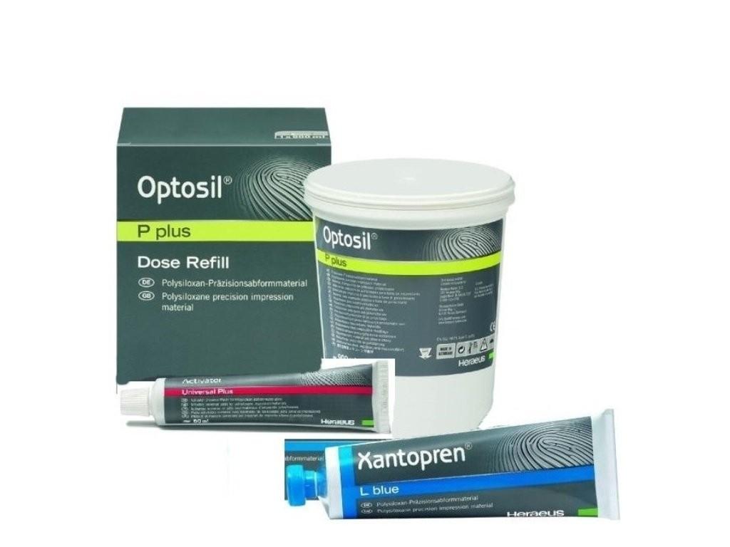 Optosil Comfort / Xantopren Set