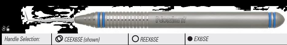 CEEX6SE (shown) REEX6SE EX6SE