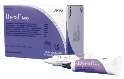 Dycal Ivory Kit 13g+11g tuby