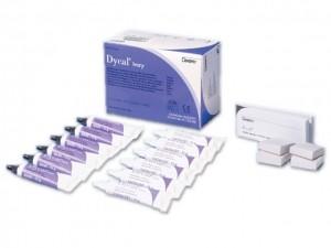 Dycal Dentine Six Pack 6x (13g báze + 11g katalizátor)