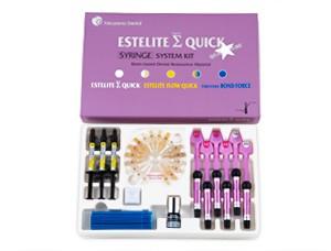Estelite Σ Sigma Quick System set