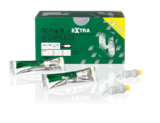 GC Fuji IX GP Extra kapsle
