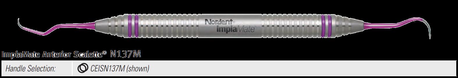 ImplaMate Přední Scalette® N137M