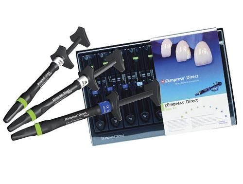 Ivoclar IPS Empress Direct Basic Kit 8x3g