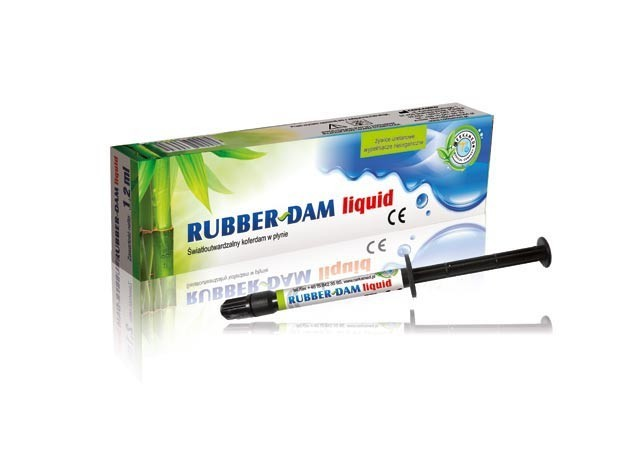 Rubber-Dam tekutý kofferdam