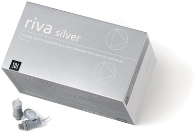 SDI Riva Silver kapsle (50ks)
