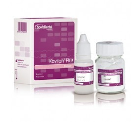 Kavitan Plus 15 g prášku + 15 g tekutiny C3