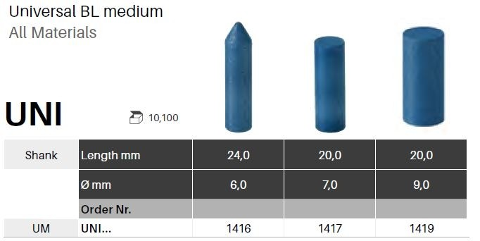 Universal BL2 - medium