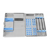 Sterilizační box na implantologii