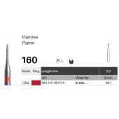 Bambino diamant - plamínek - 160