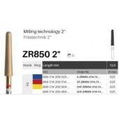 Frézka ZR850 2°, 13 mm