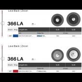 Lávové disky 366LA