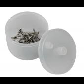 Plastová nádoba na sterilizaci vrtáčků