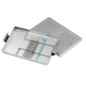 Sterilizační kontejner typ B na 16 ks Endo nástrojů