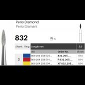Paro diamant 832