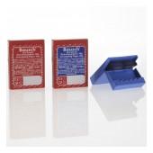 Bausch Micro-Thin 40µ modro-červený 200ks BK63