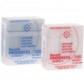 Bausch Progress 100µ rovný modrý 300 ks BK51 + dispenser