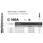 Chirurgická frézka na kosti - Lindemann - C166A