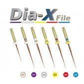 Dia-X File 25mm D5