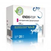 Endo-Top výplachové jehly 0,3x25 20ks
