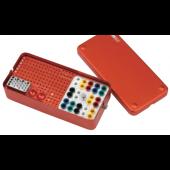 EndoBox obdelníkový kombinovaný DELUXE