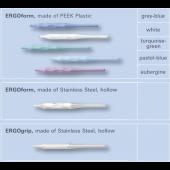 Držátko ERGOform 210°C - pastelová modrá