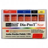 Dia-PROT NEXT gutaperčové čepy