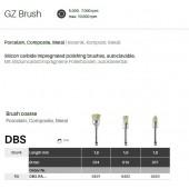 Kartáčky GZ Brush hrubé