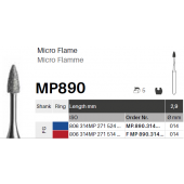 Diamant - Mikro plamínek - MP890