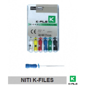 NiTi K-File