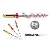 ProTaper Next® Sortiment X1-X3 25mm 3ks