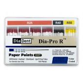 Dia-ProR - papírové čepy pro Reciproc