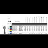 FG diamant - kulička 801 - 5 ks