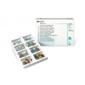 Sof-Lex Kit 8x30 disků modré