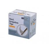 Sterilní vyplachovací jehly s  postranním otvorem 50ks 30G žluté (0,30x25mm)