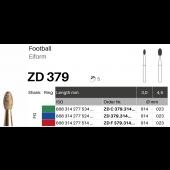 ZD diamant na zirkon oxid - 379 vajíčko - 5 ks