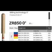 Frézka ZR850 0°