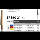 Frézka ZR850 2°, 10 mm