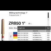 Frézka ZR850 1°, 10 mm