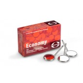 Zrcátka Economy 5 Ø 24 mm 12ks