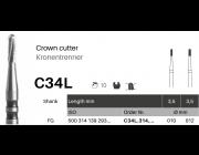 Rozřezávač korunek C34L - FG