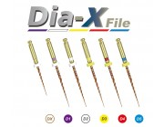 Dia-X File 25mm Sortiment D1-D4