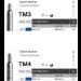Nástroj pro určení hloubky preparace TM1 - TM4 - 5 ks